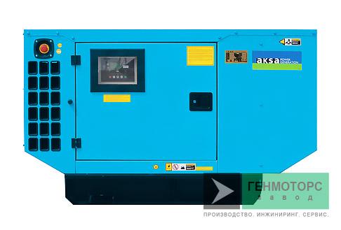 Газопоршневая электростанция (ГПУ)  AKSA ALG 33